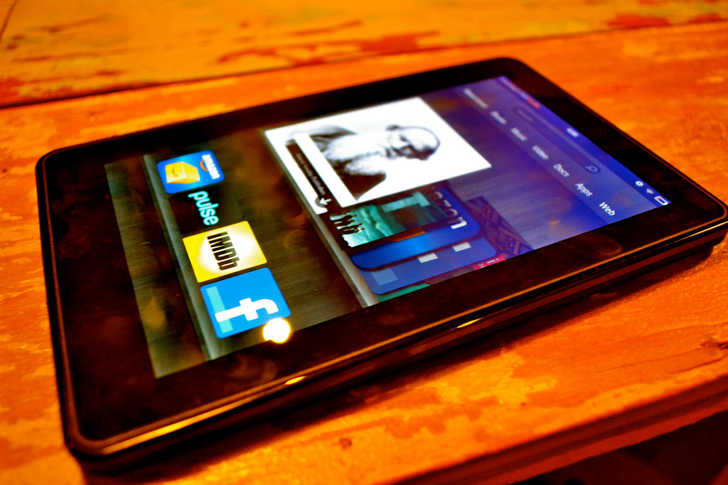 Meet the Kindle Fire, Amazon's first multimedia tablet