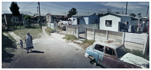 AH2 These gorgeous photos were taken by Google Street View Cameras. Really.