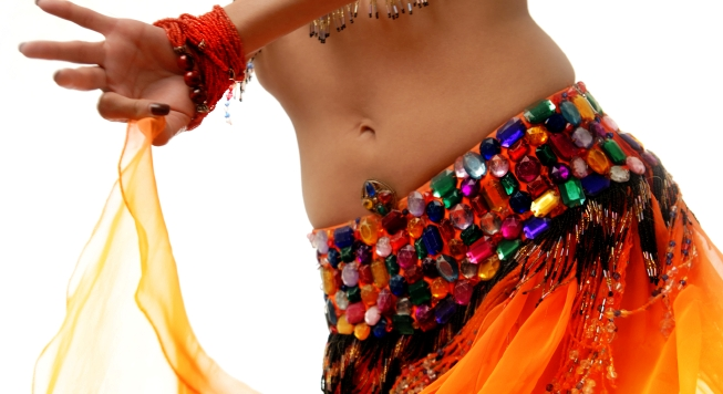 eBay India's biggest export? Belly-dancing gear, of course.