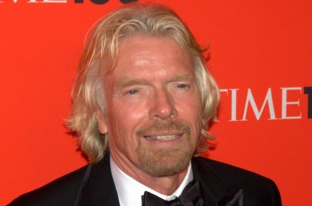 A cunning entrepreneur pitched Richard Branson…by naming him in a will