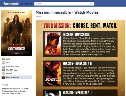 Convofy 35 520x395 Watch every Mission : Impossible movie directly on Facebook