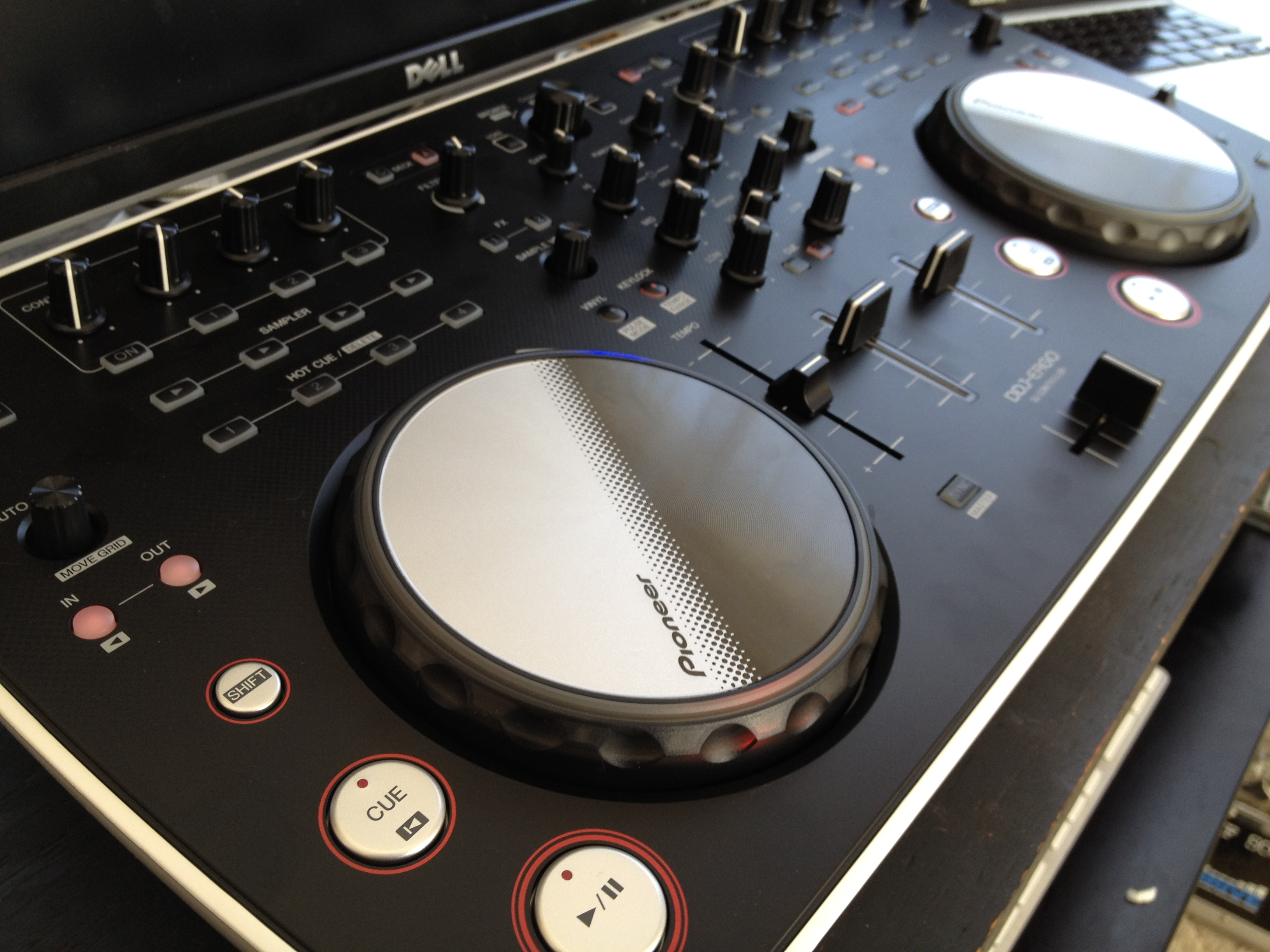 Pioneer's DDJ-ERGO is aimed at the aspiring DJ. Does it hit or miss?