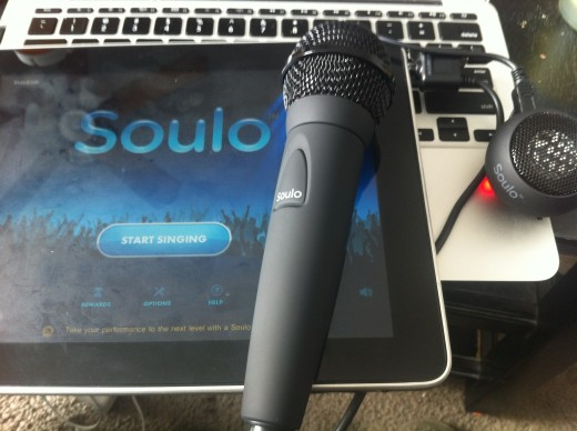 IMG 2669 520x388 The Holiday Shopping Stops Here, Soulo For iPad is a Karaoke Dream