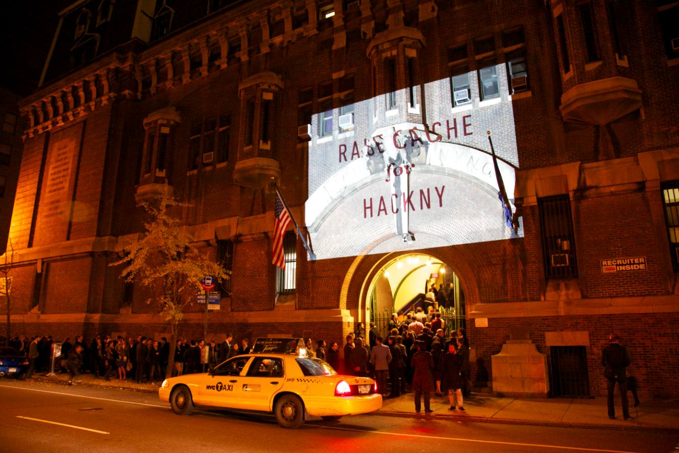 Raise Cache: One party in NYC raises over $100,000 for local hackers