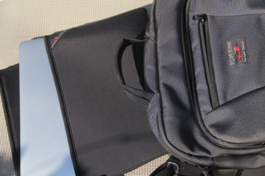 IMG 5389 520x346 TNW Review: The Tom Bihn Cadet laptop bag is a rugged and refined winner