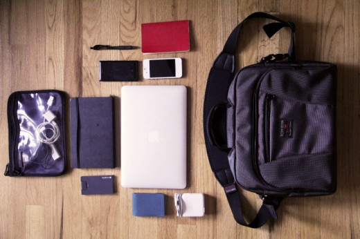 IMG 5392 520x346 TNW Review: The Tom Bihn Cadet laptop bag is a rugged and refined winner