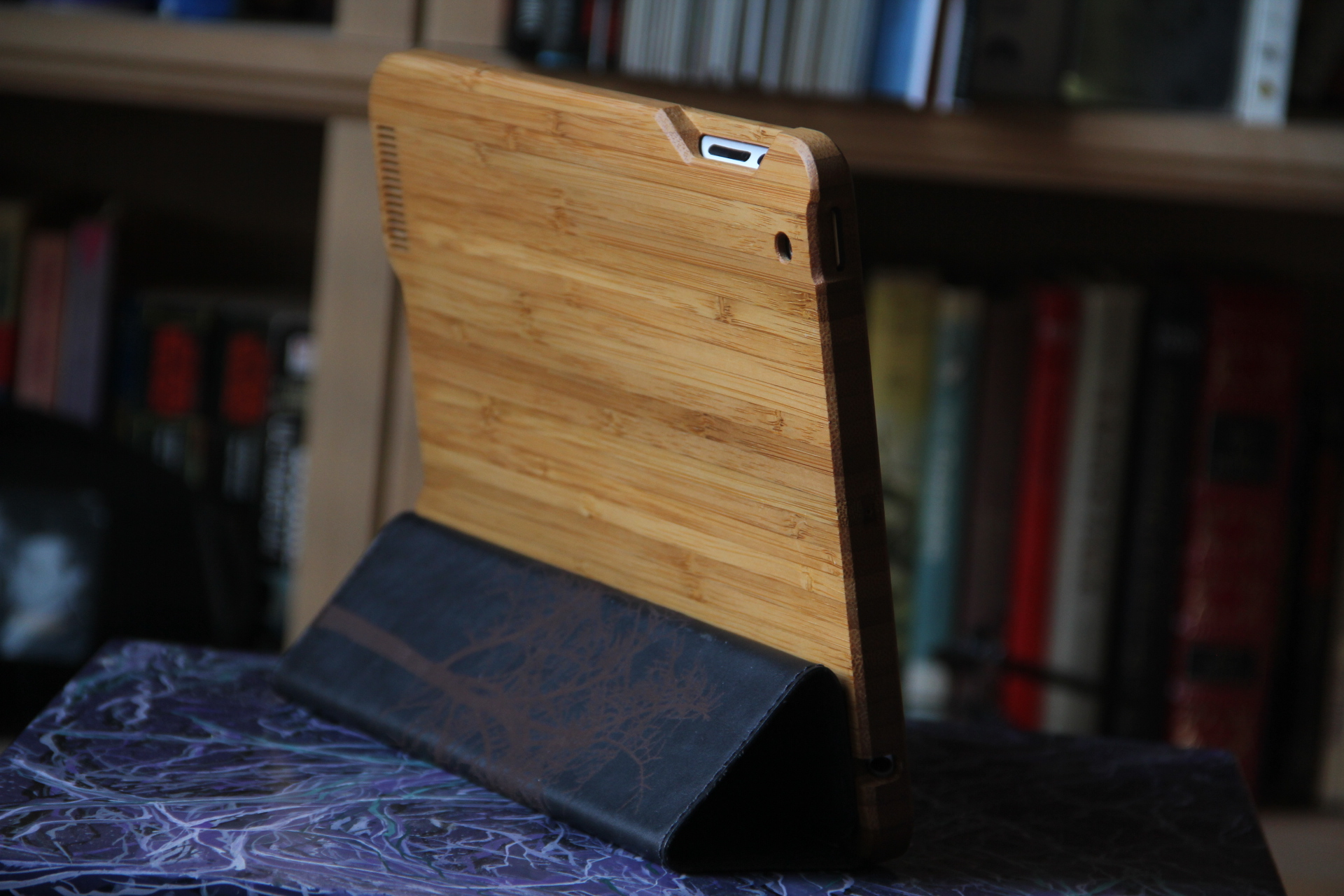 TNW Review: Grove uses bamboo, leather and lasers to protect your iPad 2