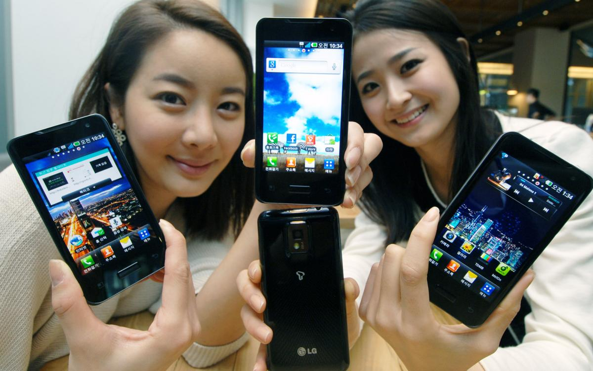 LG confirms Ice Cream Sandwich update for latest Optimus smartphones