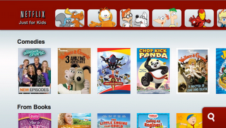Netflix Wii JustForKids US 5 challenges facing YouTube as a family destination