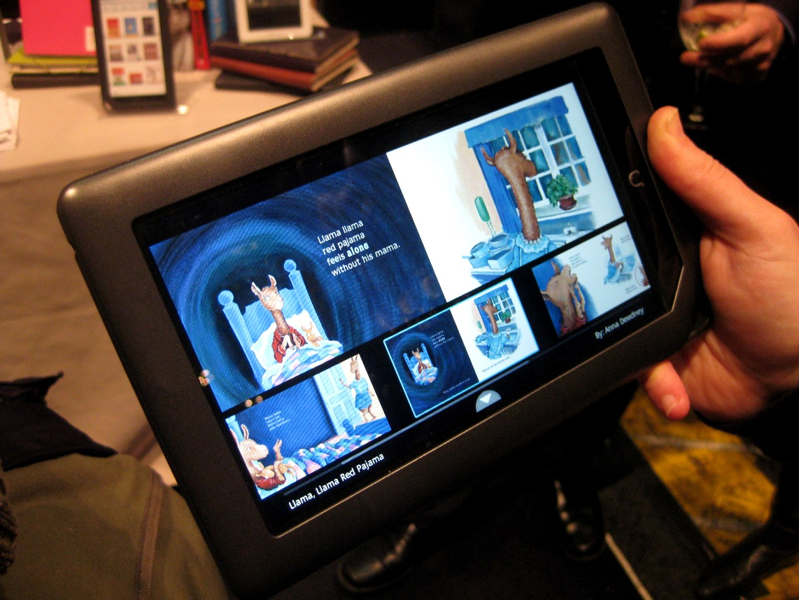 Barnes and Noble launches another tablet, aimed directly at the Kindle Fire