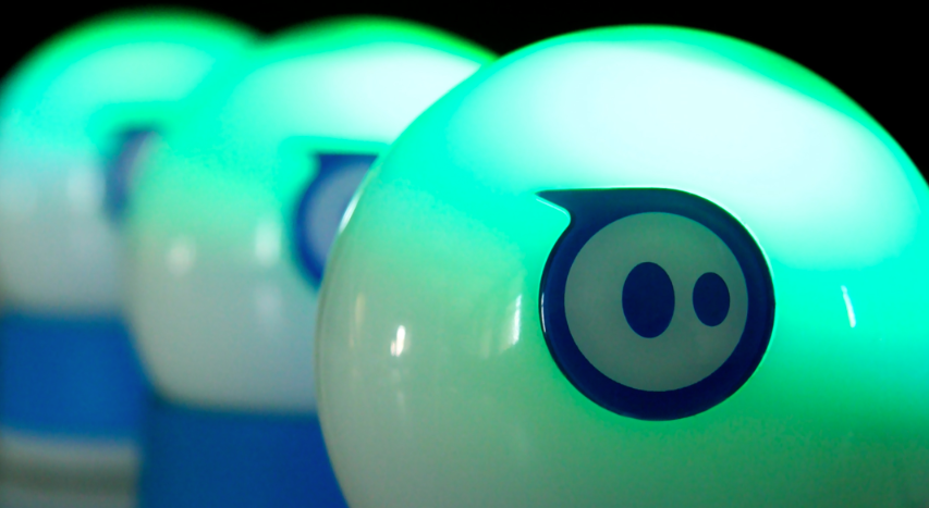 Sphero, the smartphone-controlled robotic ball, is now available for pre-order at $129