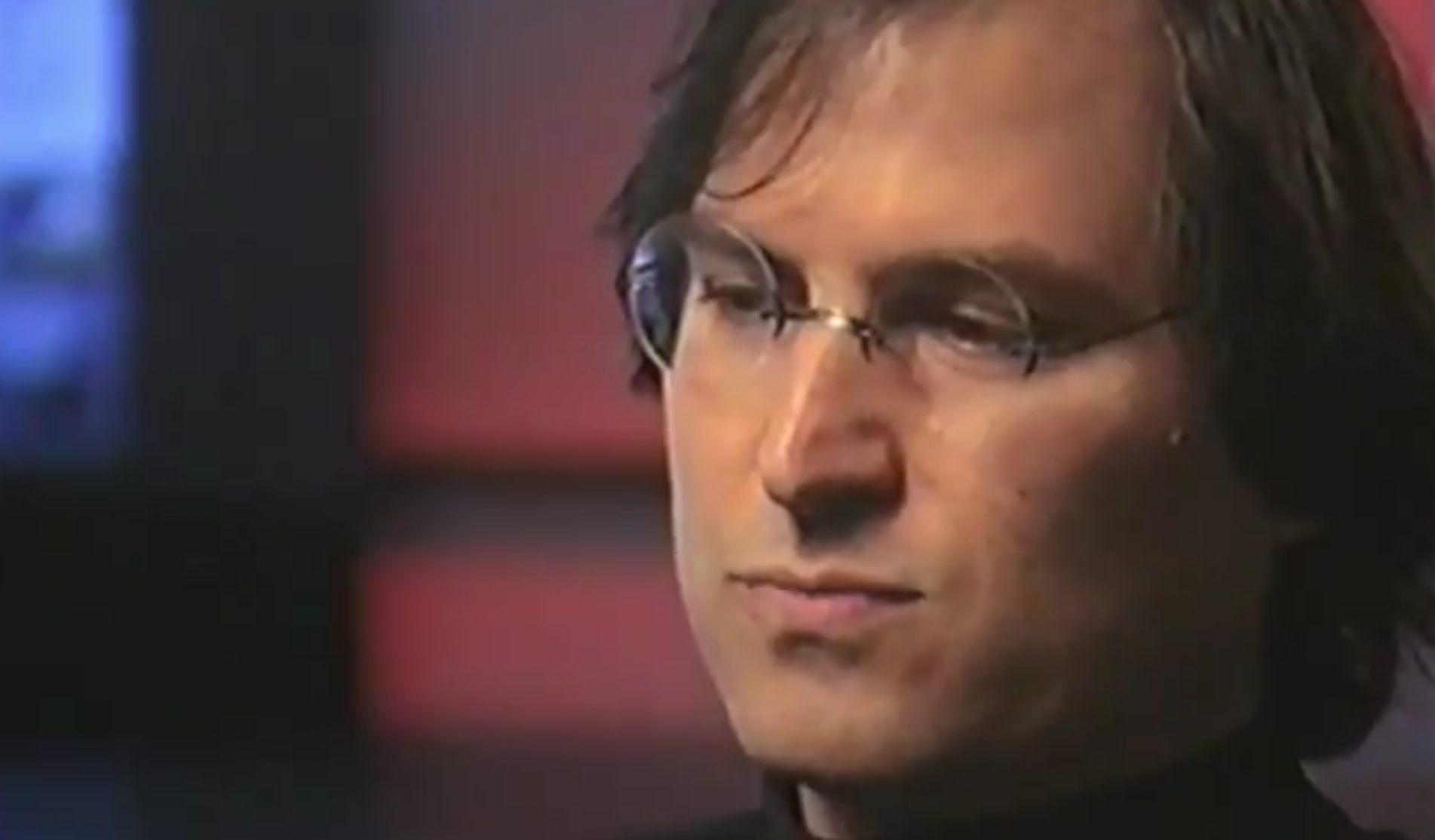 Watch a sample of the lost Steve Jobs interview coming to theaters