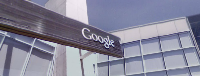 New Street View images take you inside Google HQ