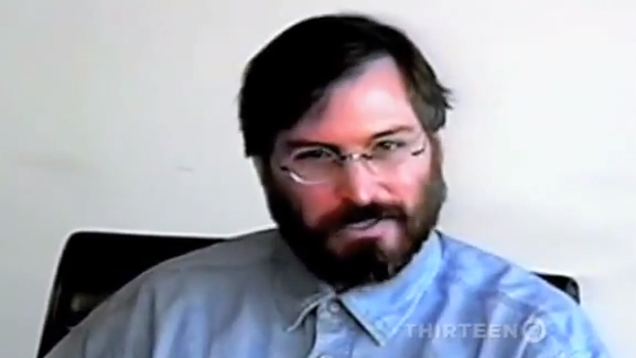 Must Watch: 46 seconds of Steve Jobs on changing the world