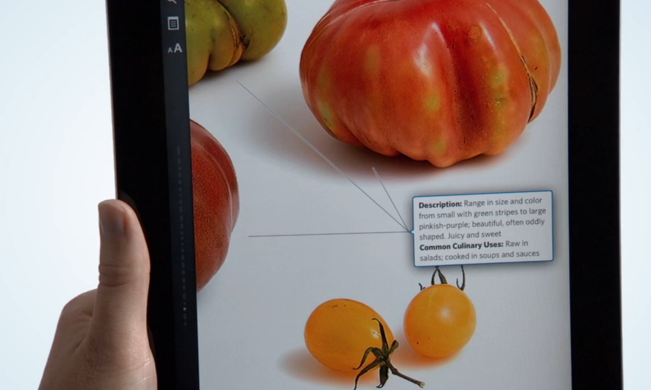 """The Bible for all Chefs"" is now on the iPad"