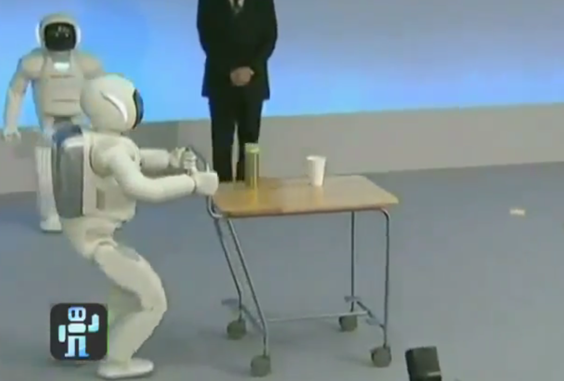 "Check out the ""All-new ASIMO"", Honda's humanoid robot"