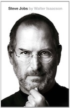 Steve Jobs The Exclusive Bio Steve Jobs biography sells 379,000 copies in the U.S. during its first week