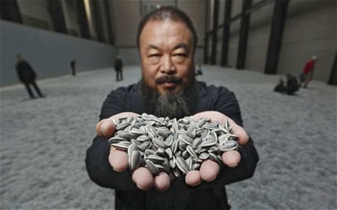 Activist Chinese artist Ai Weiwei: 'Twitter is my city'