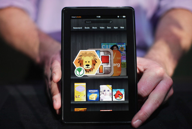 Kindle Fire selling for $123 in unadvertised promotion