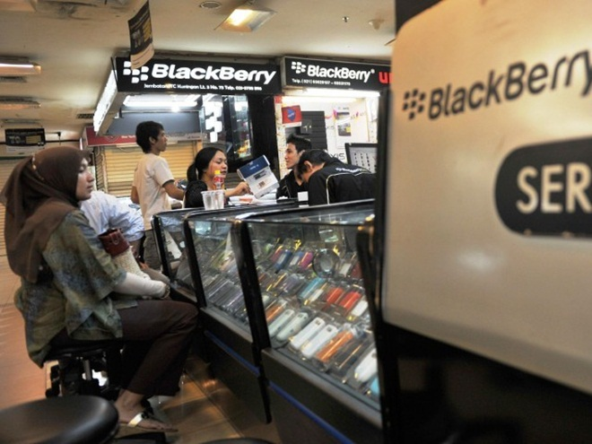 2012 is the beginning of the end for BlackBerry in Southeast Asia