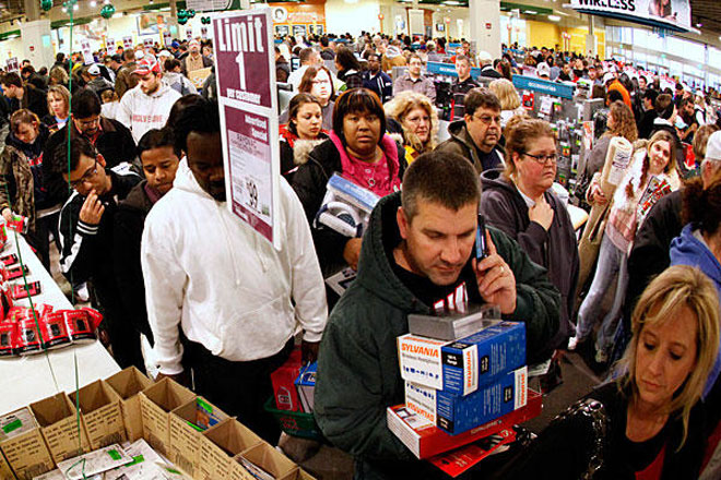 Study shows that NY & CA shoppers spend the most during Black Friday