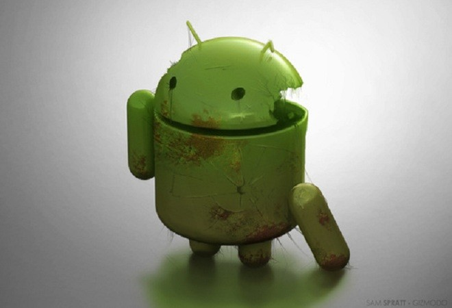 Android's strength is also its weakness: Decentralization