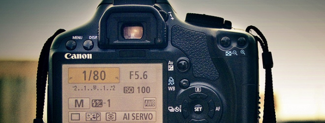 How to create a time-lapse video using a DSLR