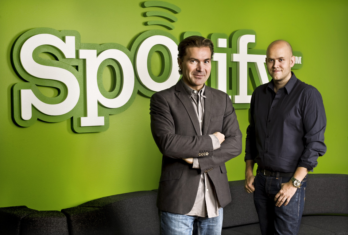 Spotify Coming to Windows Phone 7 devices