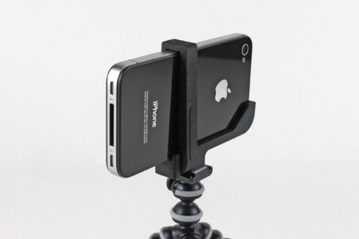 glifplus 12 520x346 The sweet Glif tripod adapter for iPhone just got keychain and stabilizer add ons