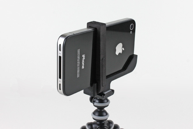 The sweet Glif tripod adapter for iPhone just got keychain and stabilizer add-ons