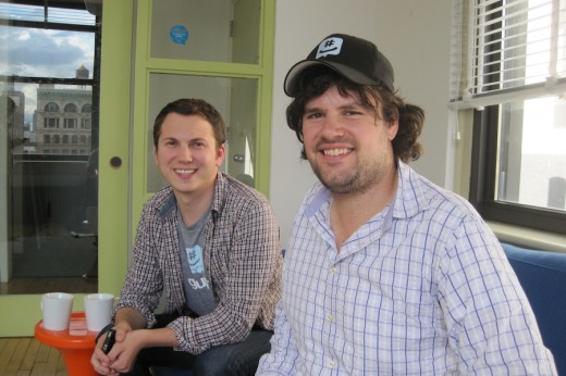groupme founders1 520x346 Lessons from 12 New York entrepreneurs after a year in the business