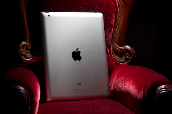 The iPad garners 95.7% of all U.S. tablet web traffic and 87.6% globally