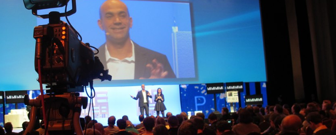 Win a free pass to LeWeb 2011!