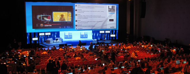 Here Are the 16 Startups Set to Do Battle at LeWeb