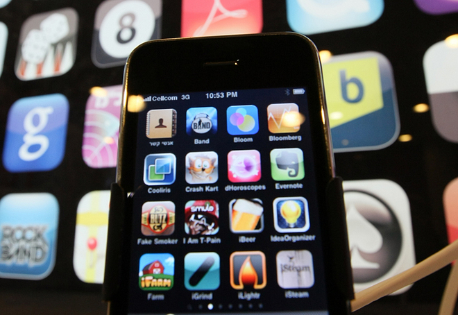 China now world's second largest mobile app market, usage up 870% in 2011