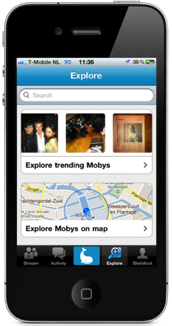 mp1 Mobypictures social media sharing app becomes more social itself with new update