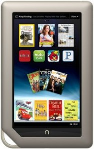 nook 189x300 Nook Tablet vs. Kindle Fire: does B&N live up to its claims?