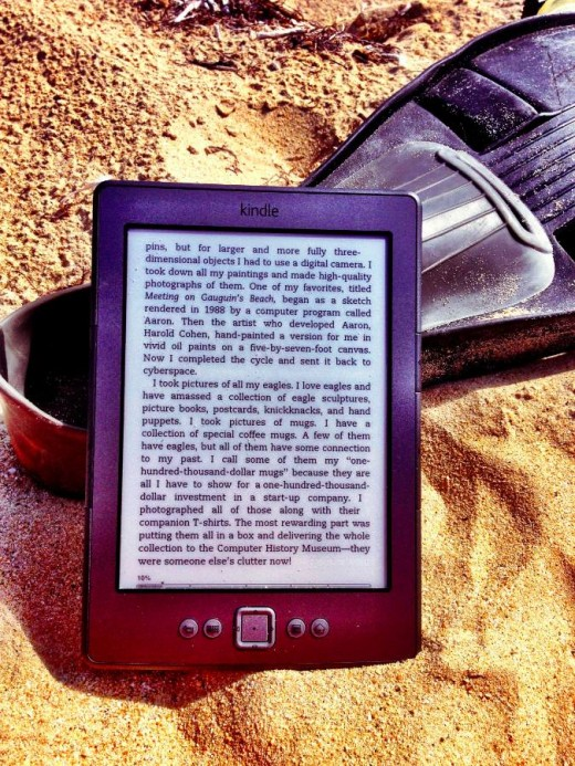 photo 1 520x693 TNW Review: Amazons newest Kindle, so small and only $79