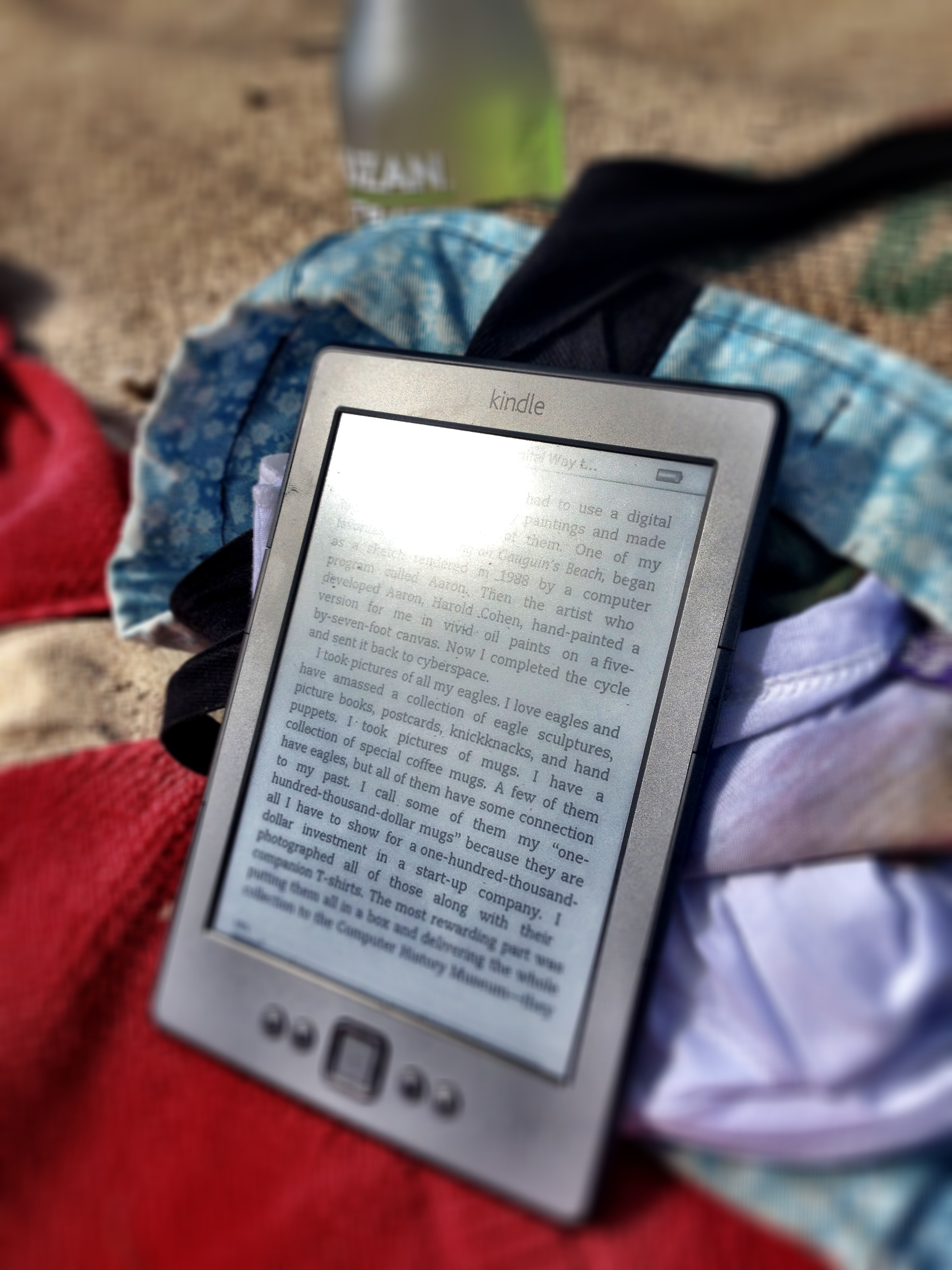 TNW Review: Amazon's newest Kindle, so small and only $79