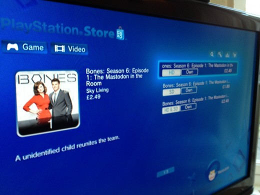 photo 32 520x390 Sony rolls out TV show download service for UK PlayStation 3 owners