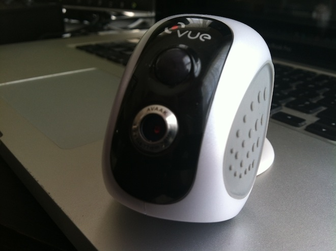 VueZone's Wireless Camera System Lets You Monitor Your Home From Your Phone