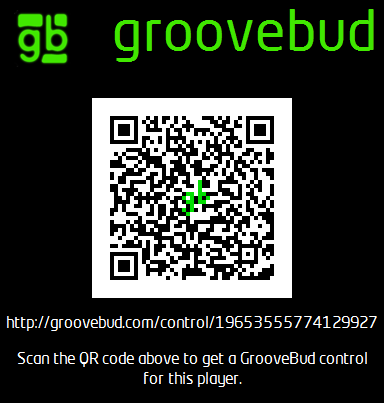 qrcode 9 ways to enhance your Grooveshark experience