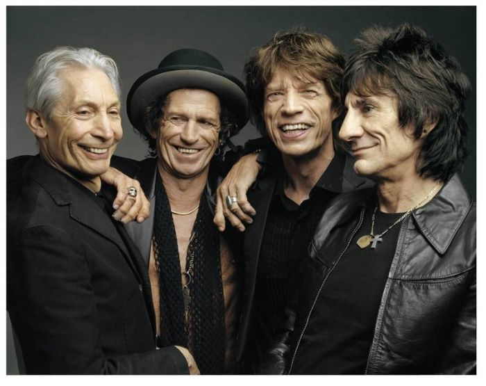 "The Rolling Stones launch a ""digital archive"""