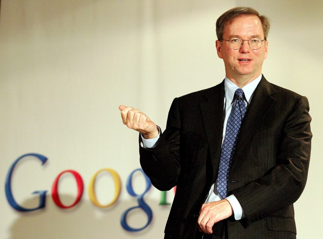 Google's Schmidt says Android came before iPhone, but is the timeline important?
