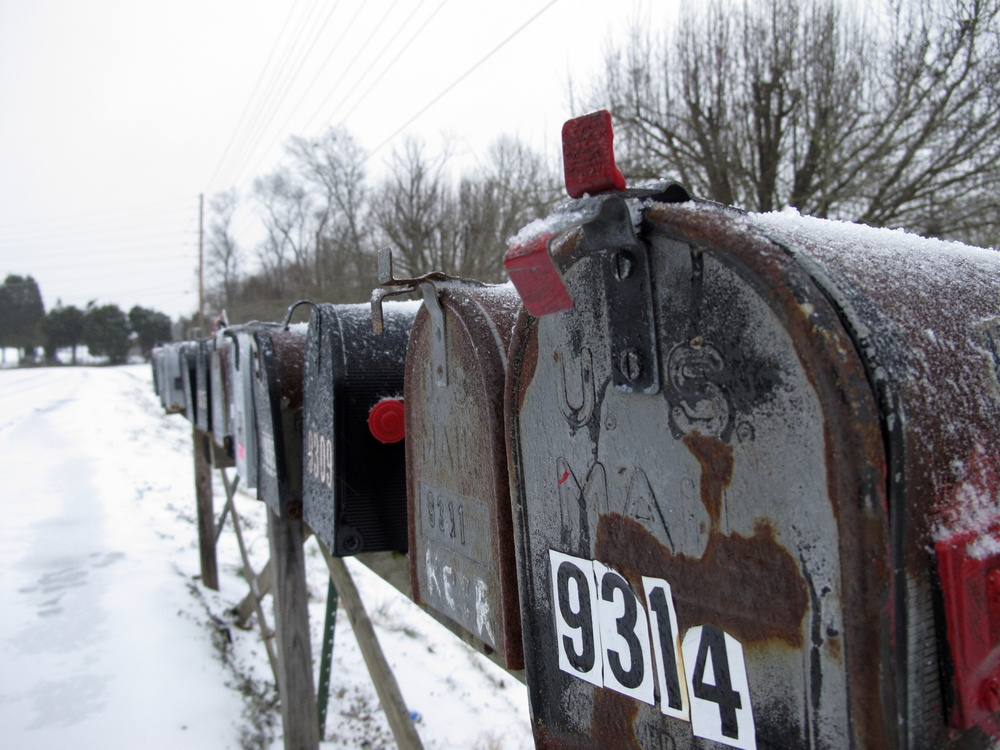 Updater.com eliminates paper junk mail from your mailbox
