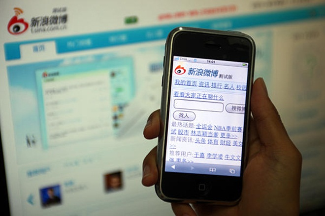 "Chinese govt targets social media with plan to curb ""harmful information"" online"