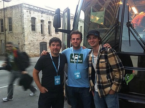 The StartupBus is launching in Europe and heading to LeWeb