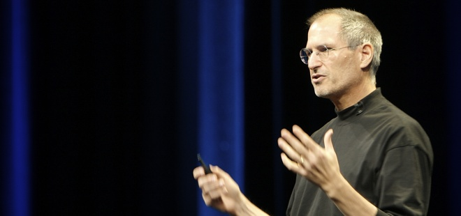 Buy Steve Jobs' favourite books and music to donate to cancer research