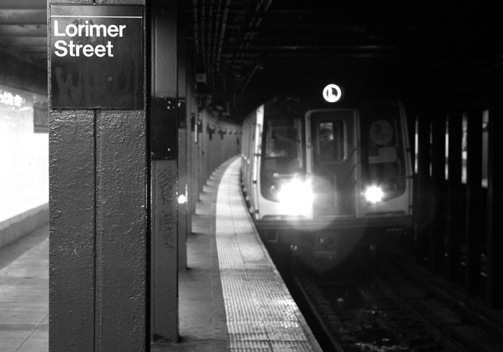 All this week, grab free WiFi on the L Train in NYC