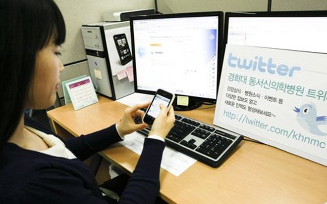 Twitter continues to grow in S. Korea as it reaches 3 million tweets per day